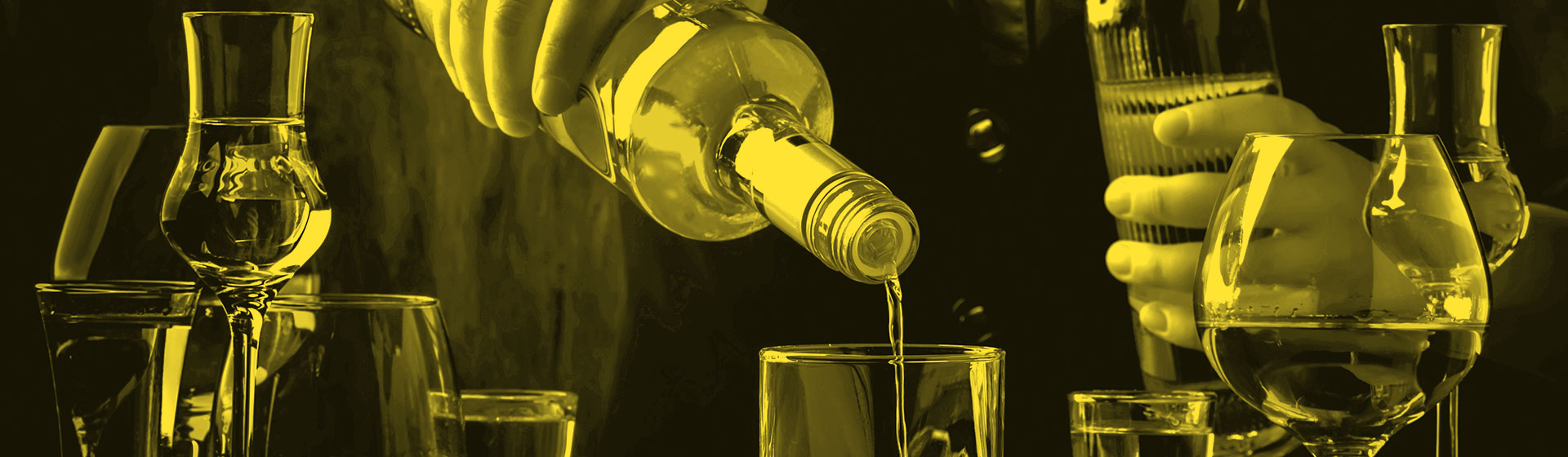 destilacion servir bebidas alcohol