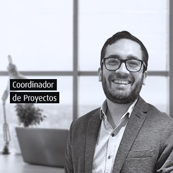 Omar Gracia, Coordinador de proyectos