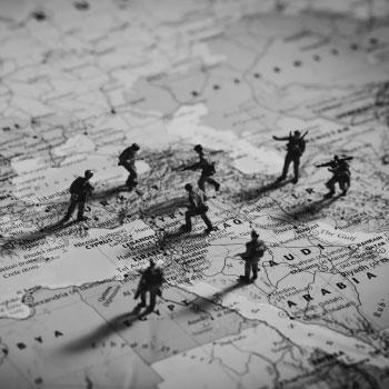 Las guerras del Medio Oriente