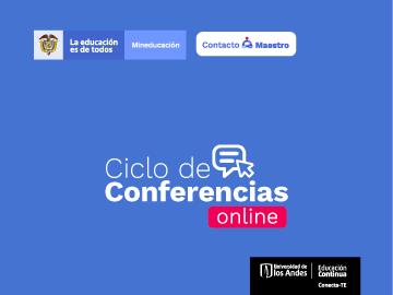 Ciclo de conferencias online de Uniandes