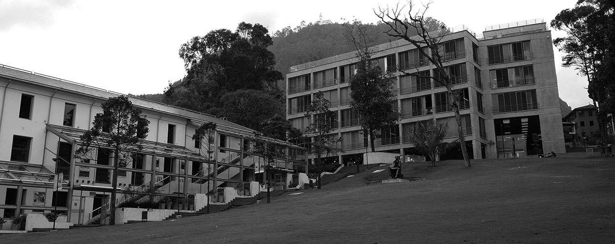 Campus Uniandes El Bobo