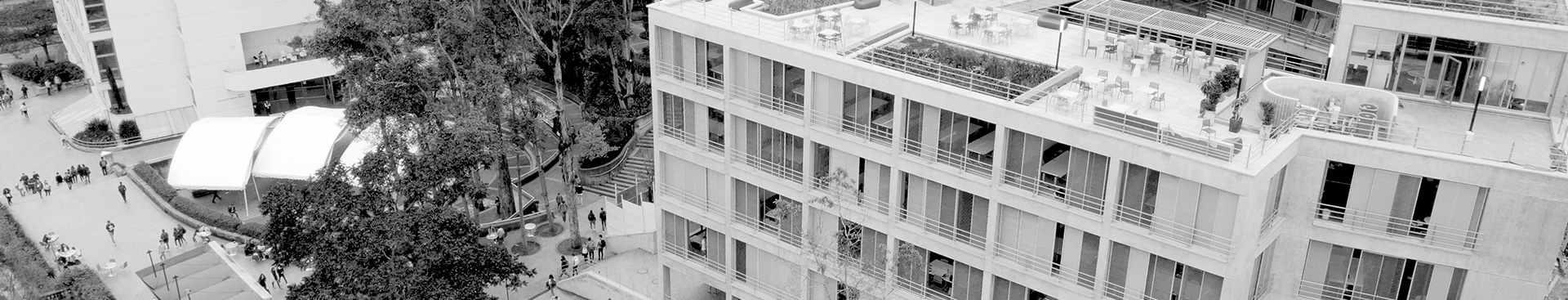 Edificio Arquitectura Uniandes