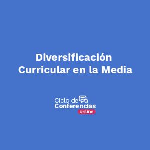 Conferencia Diversificación Curricular en la Media