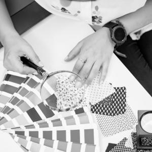 diseño de textiles