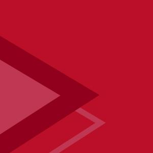 Imagen Roja con triangulos