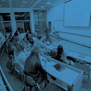 estudiantes clases magistrales uniandes