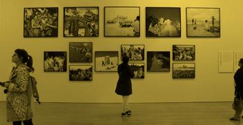 Curso Arte y literatura II: problemas compartidos, lenguajes divergentes