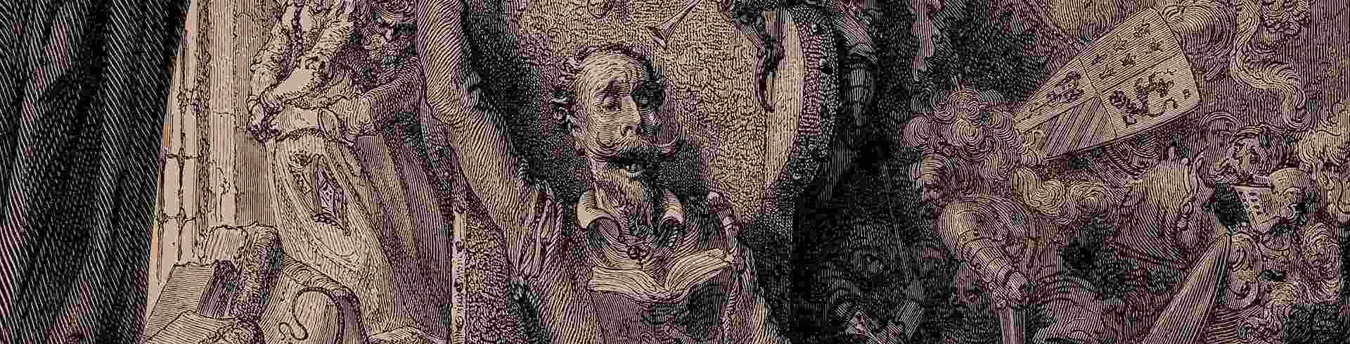 Curso Don Quijote de la Mancha: lectura, análisis e interpretación