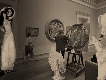 Historia y apreciación del arte: visiones del mundo