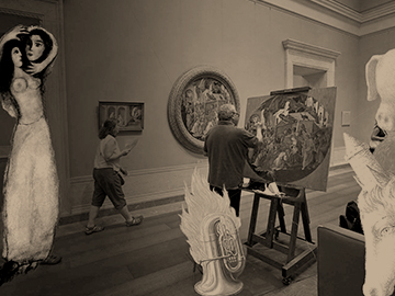 Una historia del arte global