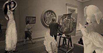 Arte en las américas: viajes por un continente
