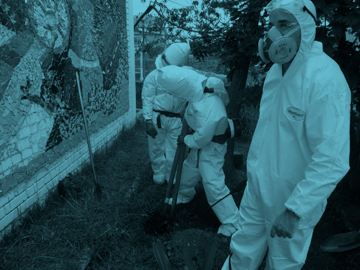 Identificación, medición y cuantificación del asbesto
