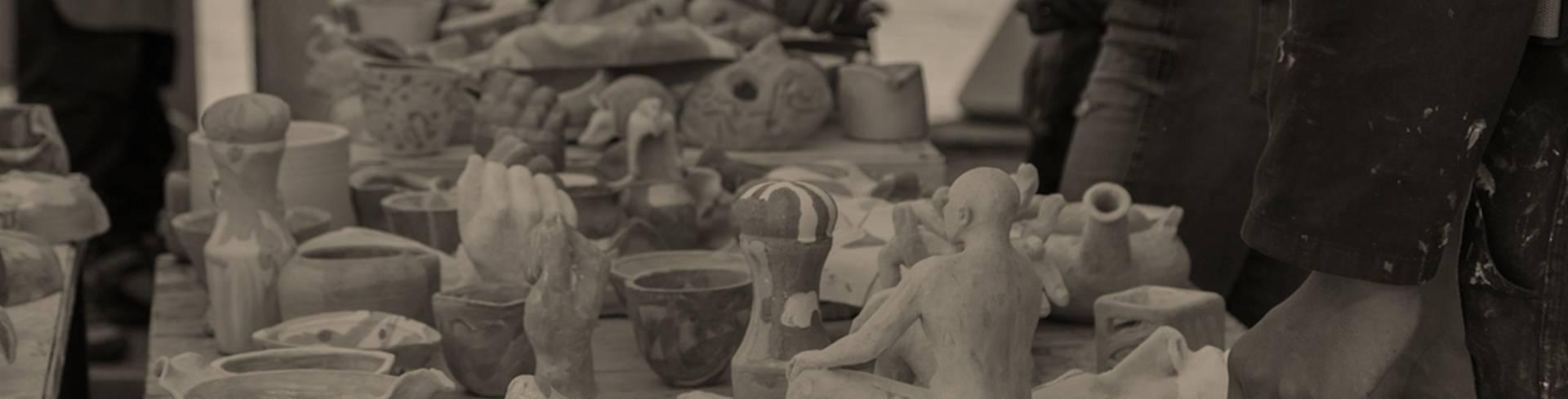 Taller Modelado cerámica