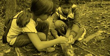 Taller de experimentos espectaculares para niños: Geobiología