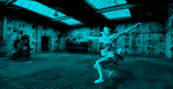 Taller de Danza butoh: método seki/ Bailar en el medio