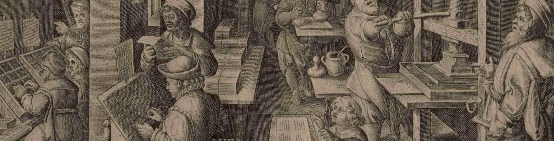 Los oficios del libro: curaduría, edición y publicación