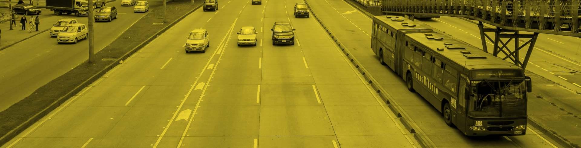 Optimización de operación de sistemas de transporte público