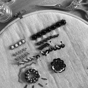 Curso Bordado manual y ornamentación textil Uniandes