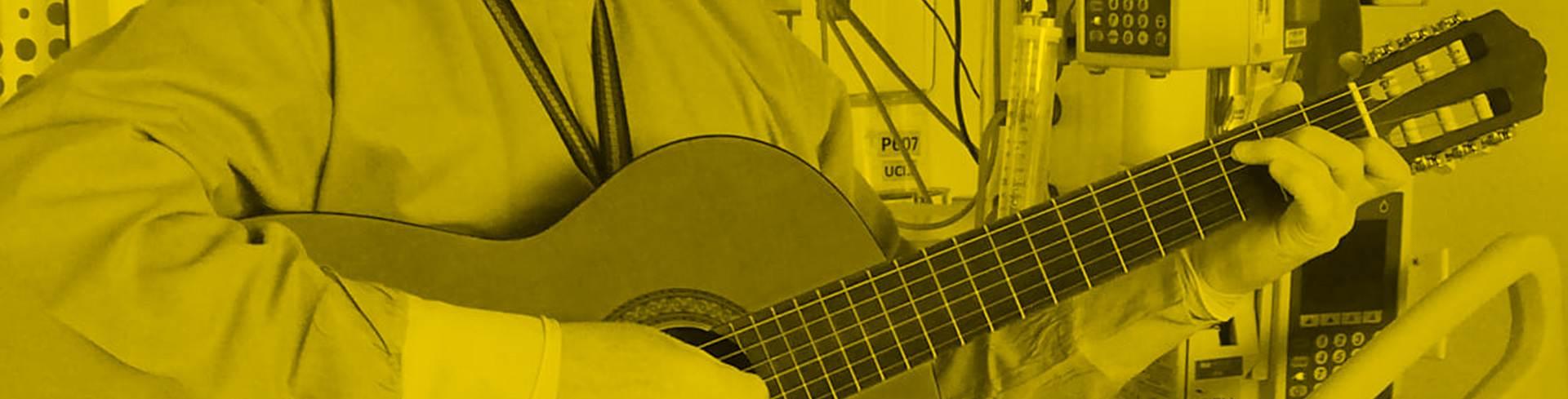 Herramientas de musicoterapia para la salud