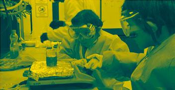 Experimentos espectaculares: Conociendo el Planeta Tierra a través de la cocina