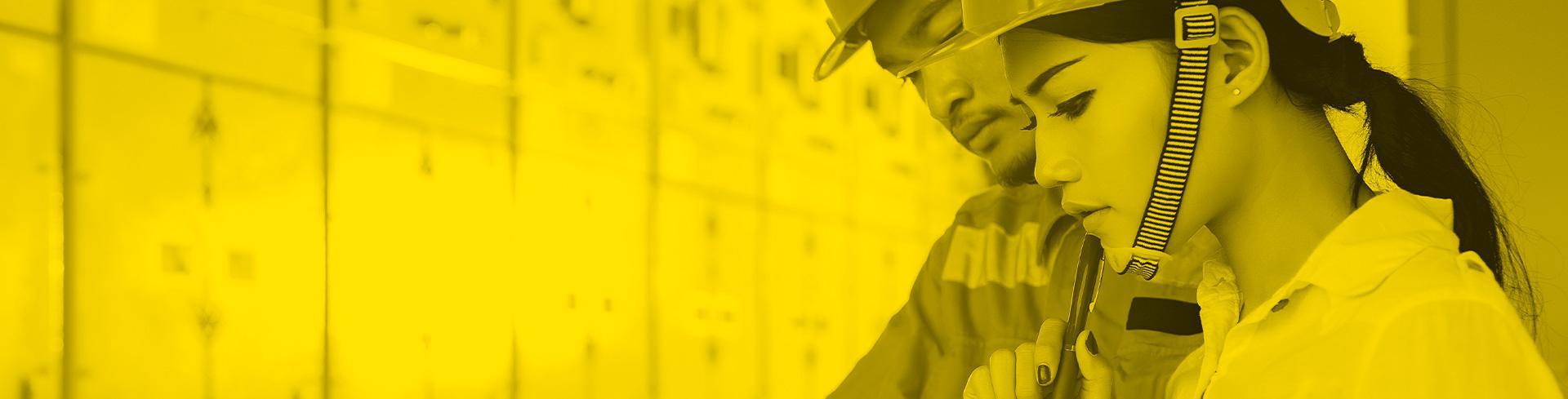 Seguridad, análisis y gestión del riesgo de arco eléctrico