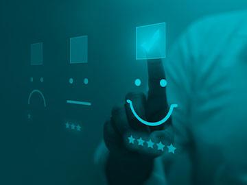 Creación de experiencias de servicio en retos virtuales