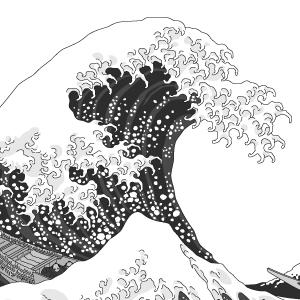 Curso El arte del grabado japonés ukiyo-e en Uniandes