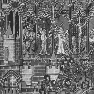 Curso Las cruzadas: peregrinaje armado y guerra santa (siglos XI-XVI) en Uniandes