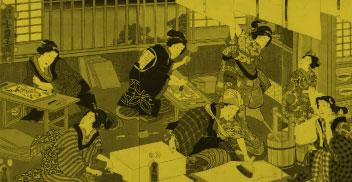 Introducción al grabado japonés: moku-hanga y ukiyo-e