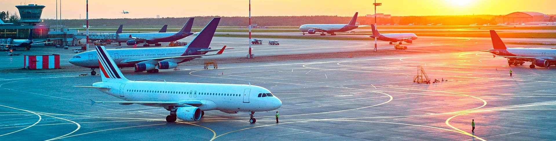 Diseño y planificación de aeropuertos