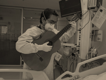 Programa Profesionales® Musicoterapia Hospitalaria