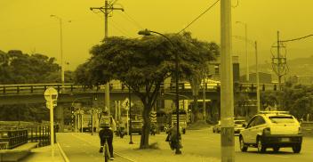 Ciudadanía desarrollo urbano y calidad del aire