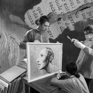 Patrimonio conservacion y gestion de colecciones Artes y Humanidades