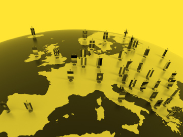 Historia de Europa, siglos XVI-XXI