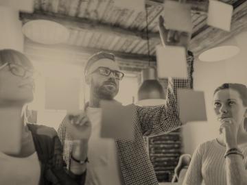 """Modelando el futuro con """"Design Thinking"""""""