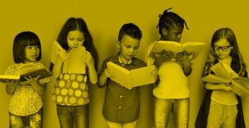 Enseñemos inglés a través de literatura infantil
