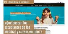 qué buscan los estudiantes de los cursos en línea miniatura